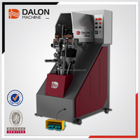 Dalong LD-589C Intelligent Italian technology shoe heel seat lasting machine supplier shoe-making machine