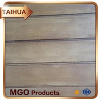 Cheap Prefab Homes Materials Mgo Fire Board Decorative Partitions