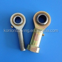 Rod End Type and Spherical Plain Bearing ball joint rod end bearing