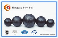 shougang low chrome grinding steel ball for nickel ore