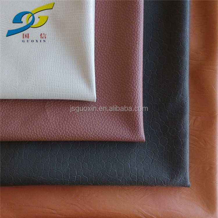 New Pu leather,Water-based PU synthetic leather,for clothes,car seat,bags material (DB102)