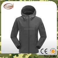 Waterproof Shark Skin Jacket Tactical Military Outdoor Soft Shell Jacket