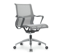 Foshan Manufacture Office fuirniture Aluminum Alloy herman miller mesh chair