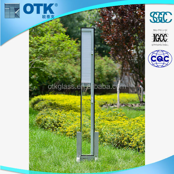 CE Clear and Colorful window louver