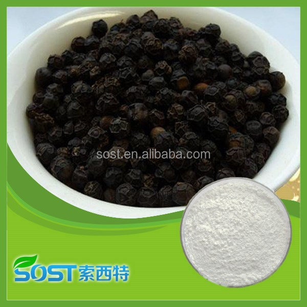 100% Natural and high quality black pepper extract with free sample