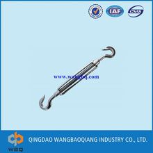 Galvanized Hook & Hook Small Size Turnbuckle