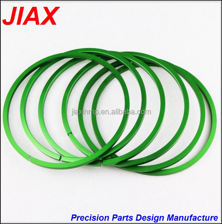 Custom CNC machining precision stainless steel wire large ring
