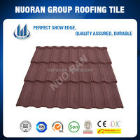 metal roofing material cheap high quality shingles/stone coated steel metal roofing panels/color stone coated metal roofing
