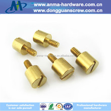 Brass CNC machining parts,Customed CNC assembly parts, copper parts