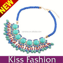 2014 New Coming Latest Women Girl Fashion Jewelry Party o ring necklace for ego e-cig