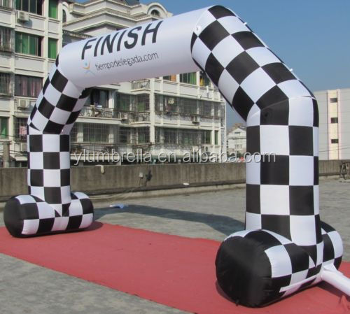 Advertising Inflatable Arches with Printing and UL Blower