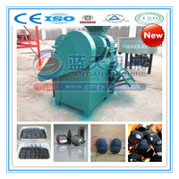 CE and ISO approved briquette making machine coal and charcoal briquetting machine