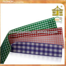 Various nice-looking custom printed grosgrain ribbons decorative