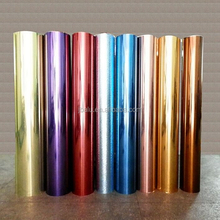 Top quality colored aluminium foil used in hair salon and nail beauty
