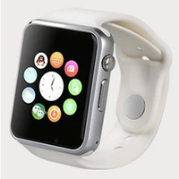 Bluetooth Smart Watch W8 for IOS and Android with touch screen MTK6260A Smartwatch synchronization with phone sim