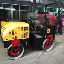 with favorable price for sale Popular Vibratory Road Roller mini construction equipment, mini road roller