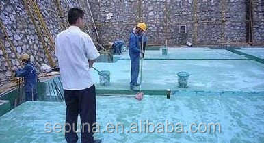 Environmental Waterpoofing Coating for Drinking Water Tank