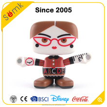 Hot sale personalized design mini plastic sports figures