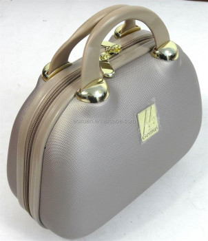 ladies fashion comestic bag abs comestic bag women beauty bag