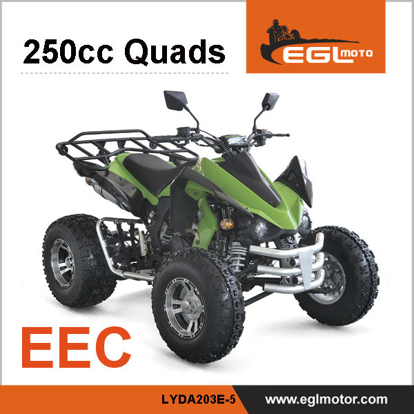 EEC ATV New Model 250cc