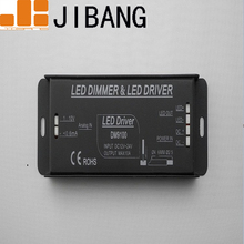 signal channel 10A 0-10V dimmer Driver LED light controller