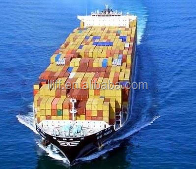 Container shipment Qingdao to New Zealand