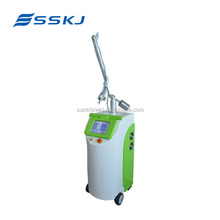 2017 skin rejuvenation vaginal tightening fractional Co2 laser machine