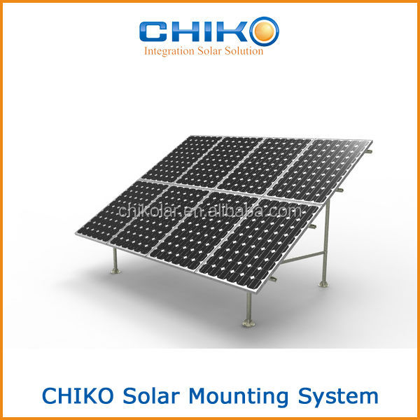 Industrial Solar PV Power Systems