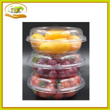 Clear Plasti , Clear Plastic Salad Bowl, Disposable Food Container