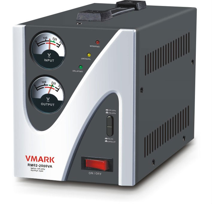 manual voltage regulator