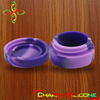 Eco-friendly 6ml Silicone Oil Wax Concentrate Container Jar with high quality