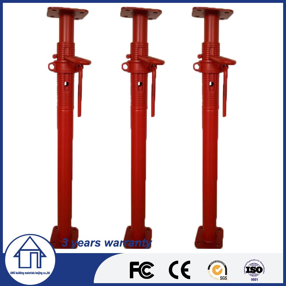 Adjustable Steel Post Shores : List manufacturers of adjustable shoring jack buy