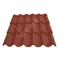 High quality colorful stone coated steel roof tiles/classic color stone coated steel roofing tile/metal corrugated tile roofing