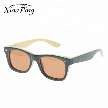 best selling products 2018 ray band custom private label womens mens polarized wooden sunglasses bamboo