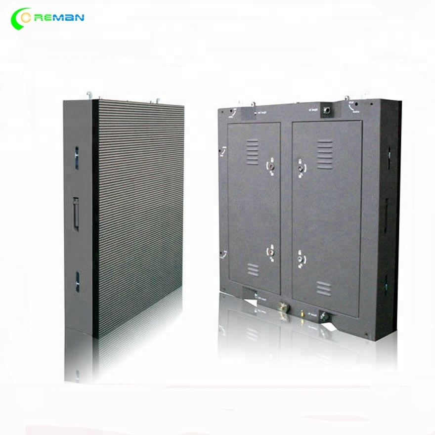 <strong>P10</strong> outdoor rental led display screen cabinet steel aluminium 960X960 96X96 dots P5 P6 P8 <strong>P10</strong>