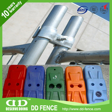 Cost effective temporary metal fence/ cheap temporary fencing/temporary yard fence from China (factory) DD-FENCE