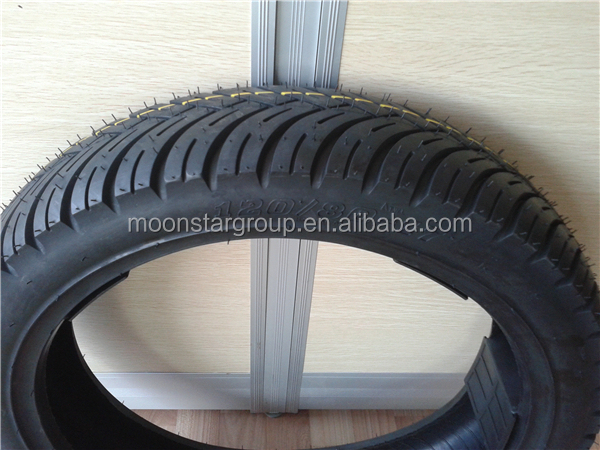 Popular Tubeless Motorcycle Tyre 120/80-17