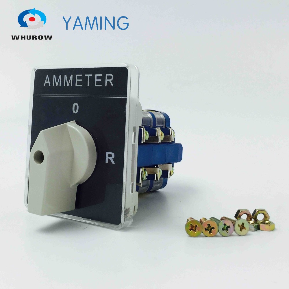 600v Cam Switch Suppliers And Manufacturers At Ammeter Selector Connection To Current Transformers Alibabacom