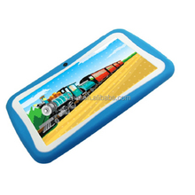 Honglida Wholesale Children 7 Inch Educational Learning Game Android Tablet PC for Kids