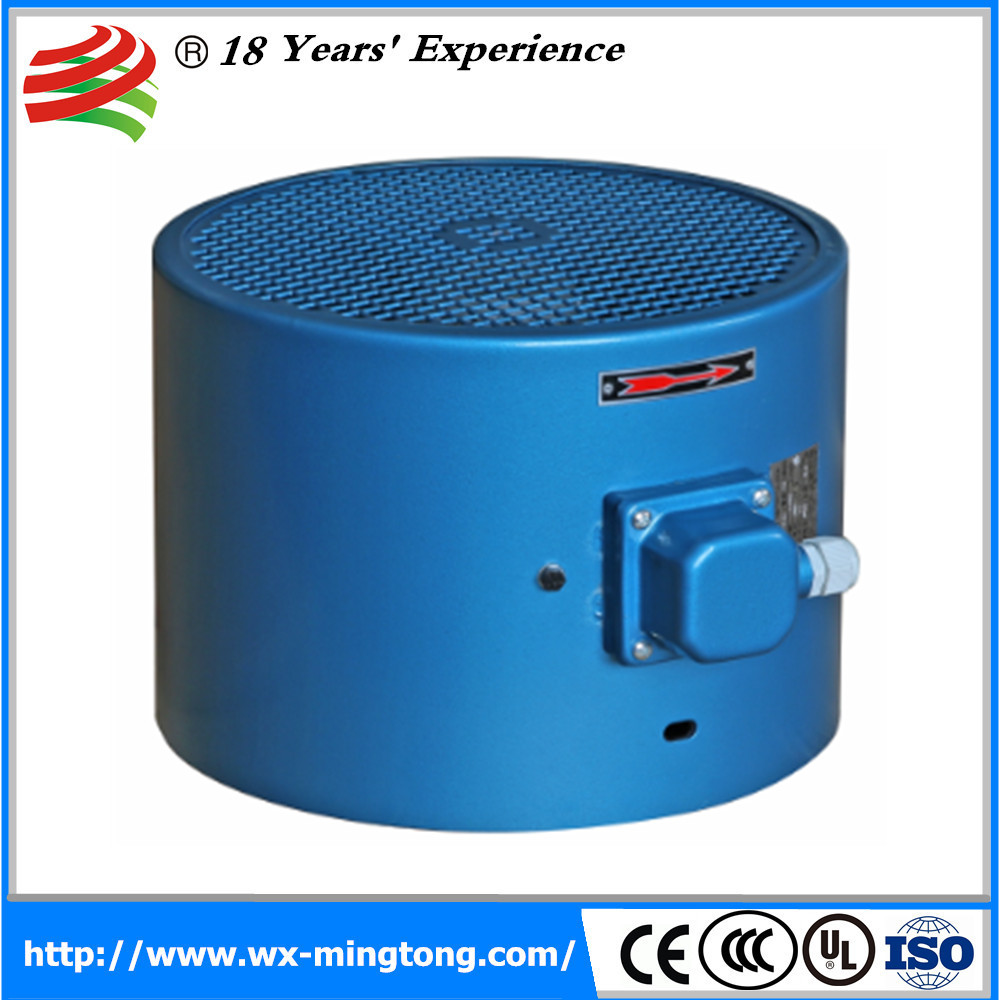High RPM low noice IP 66 roof ventilation fan for induction motor