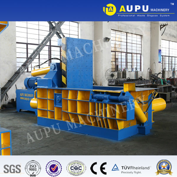 Hot sale Y81T-160B plastic recycling machine baler ISO