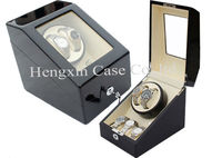 Mechanical watch cases, watch presentation boxes,rotate cases
