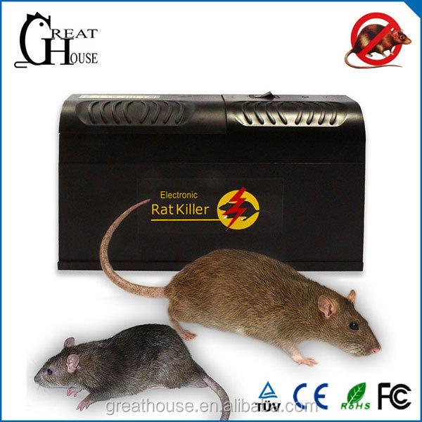 Best selling products GH-190 pest trap made in china alibaba advanced electric mouse trap