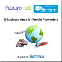 CRM/SRM/SCM Software for Freight Forwarders powered by the Salesforce Platform