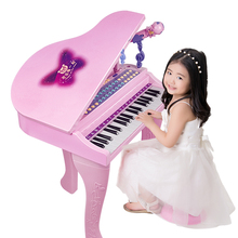 piano toy musical instruments electronic kids piano with microphone