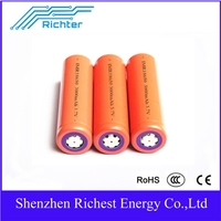 Original imported IMR18650 3000mAh 3.7V e-hookah rechargeable battery