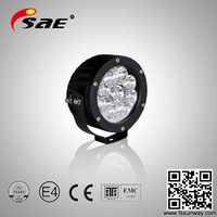 auto off road 4.7 inch 27w osram led work light, LED 12V / 24V 4WD Work Light Flood Lamp Truck Car Boat Bar 4x4