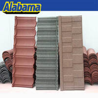 Terrabella Classic German Curved Asa Carbon Fiber Fish Scale Butterfly Stone Coated Metal Roof Tile Mould Ridge Cap