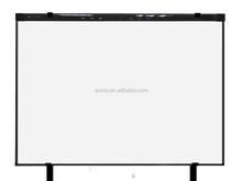 Portable smart board interactive whiteboard