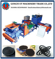Black Charcoal Powder Mosquito Coil Manufacturing Plant/ Making Machine